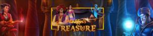 Aladdin -teemaiset kolikkopelit - Aladdins Treasure