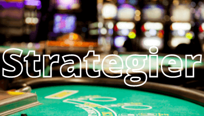 blackjack strategier